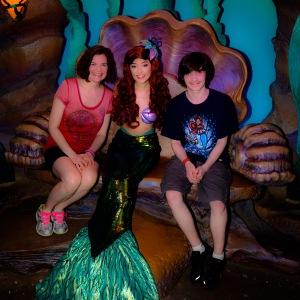 DD with Ariel
