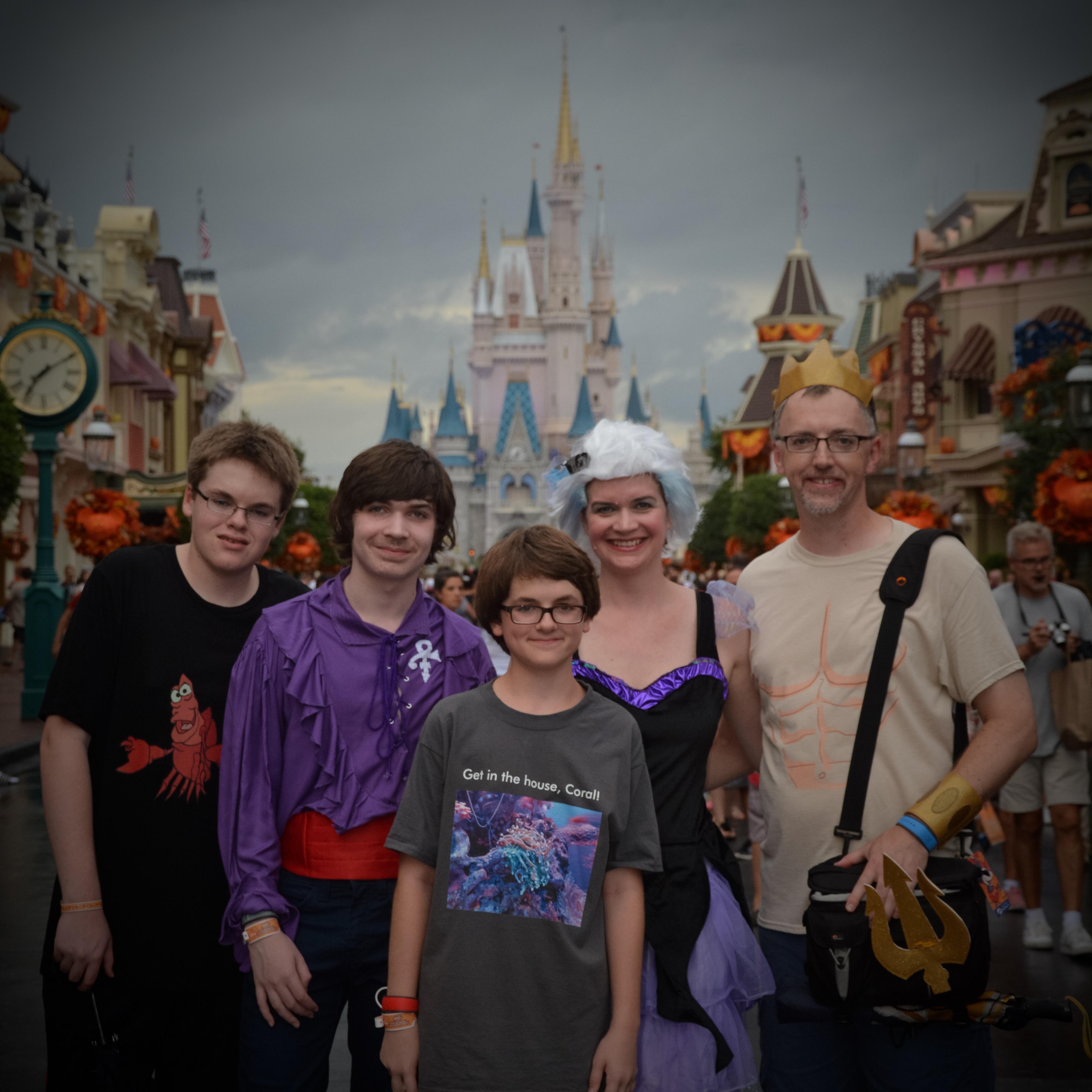 Mickey's Not So Scary Halloween Party – The Disney Duo